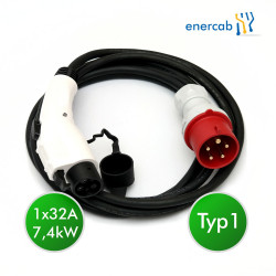 enercab flexible free T1 32A-400CEE