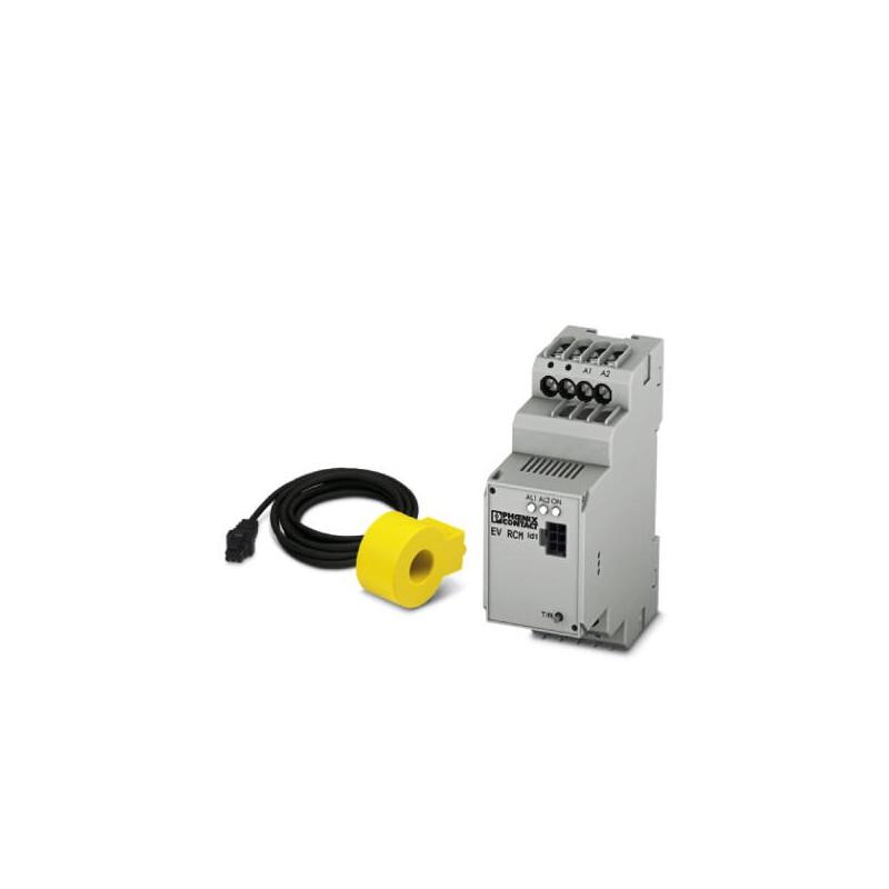 Differenzstrom-Überwachung - Phoenix EV-RCM-C1-AC30-DC6