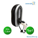 EVCharge station T1 1x32A 5m