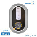 EVCharge station T2 1x32A spiral