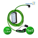 Ratio flexible free T2 10A-230SCHUKO