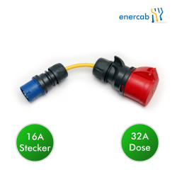 adapter 32rot-16blau