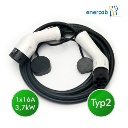 enercab Typ2-Typ2 1x16A 3,7kW