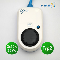 go-eCharger HOME+ T2 3x32A-400CEE