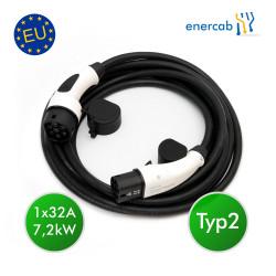 enercab plus Typ2-Typ2 1x32A 7,4kW