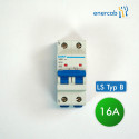 LS Typ B 16A 6kA 1PN (N+1L) 230V
