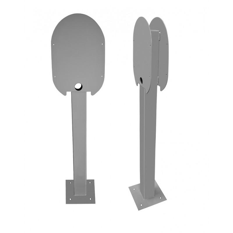 Ratio Standfuß Stahl lackiert einfach