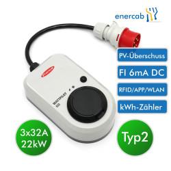 WATTPILOT GO 22 J mobil (1,4 bis 22kW 3x32A)