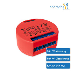 Shelly Relais 1PM - Messung für PV und Smart Home