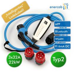NRGkick Standard(+) WLAN Bluetooth 11+22kW 7,5m +CEErot16