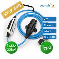 NRGkick KFW Select WLAN Bluetooth 11kW