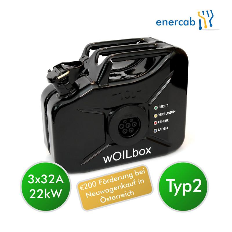 enercab wOILbox T2 3x32A