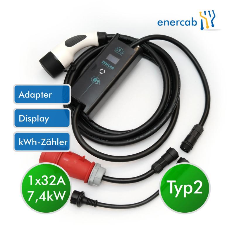 Zencar flexible free T2 32A-400CEE