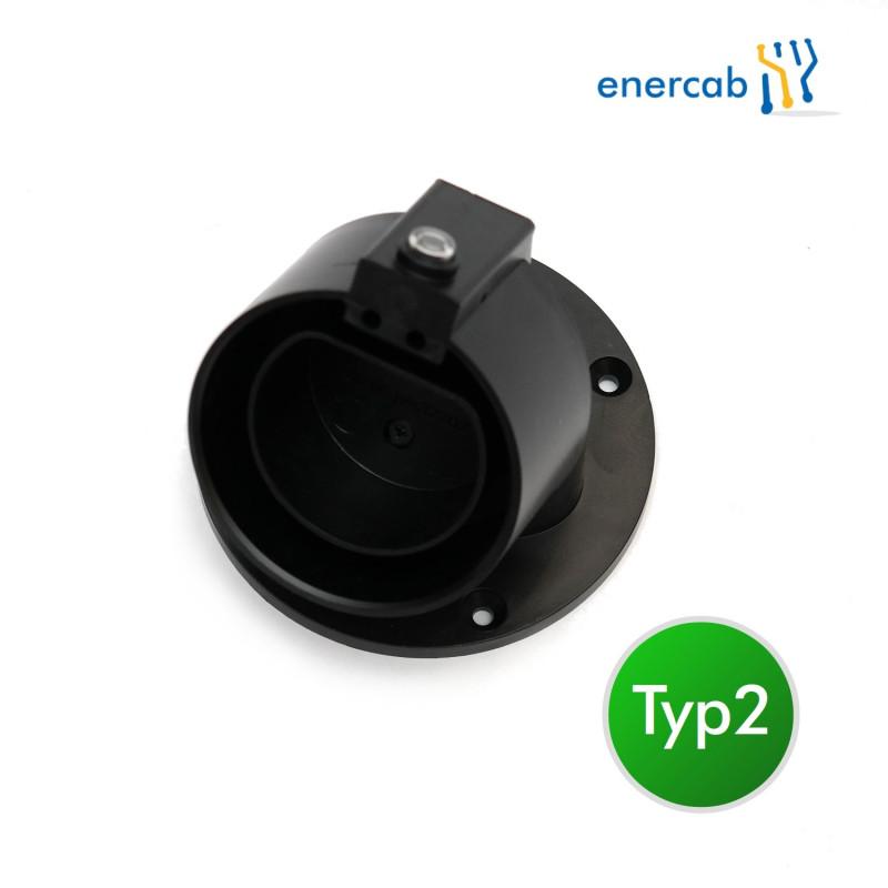 plug holder T2 45°