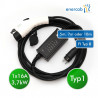 enercab flexible LED T1 16A-230SCHUKO