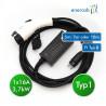 enercab flexible LED T1 16A-230SCHUKO