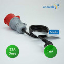 NRGkick Adapter 32A-Schuko