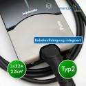 Webasto pure 3x32A 22kW Typ2