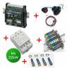 Bauteil-Set Ladestation Typ2-Dose bis 22kW