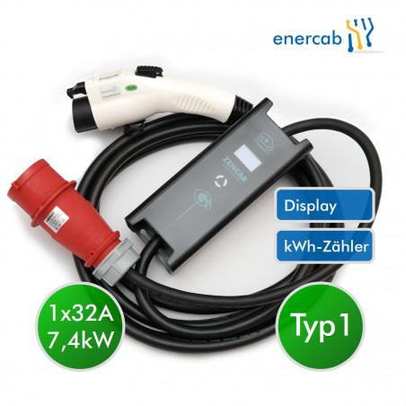 Zencar flexible free T1 32A-400CEE B-Ware